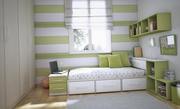 Teen Room-green