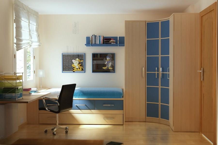 Teen Room-small bedroom