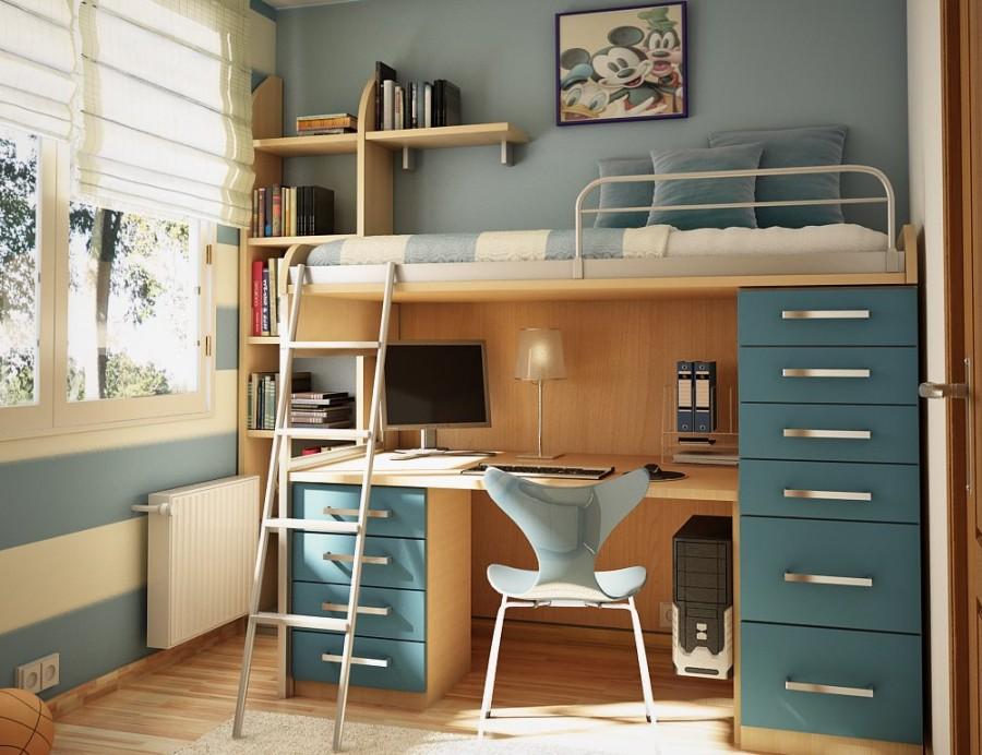 Teen Room-study furniture