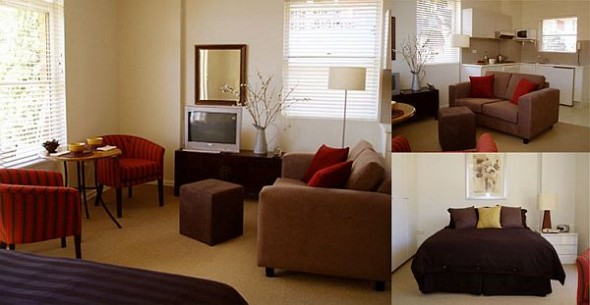 section projects studio apartment
