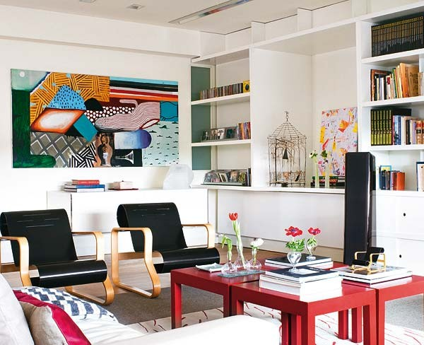 Contemporary Apartment in Spain-one