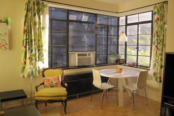 Lovely Green Theme NY Apartment Interior05 Photo Gallery