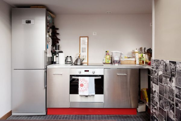 High Quality Kitchen Apartment In France