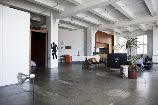 Loft in Apartment of New York City-six