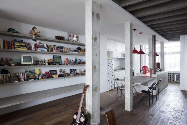 Sao Paolo Apartment Interior11