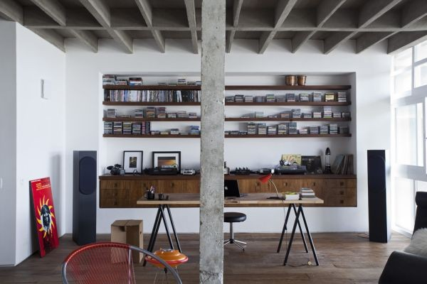 Sao Paolo Apartment Interior16