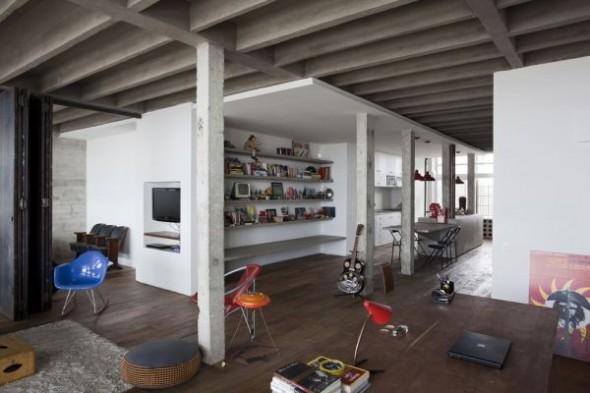 Sao Paolo Apartment Interior18