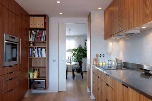 Unbelievably Elegant Apartment-Kicthen