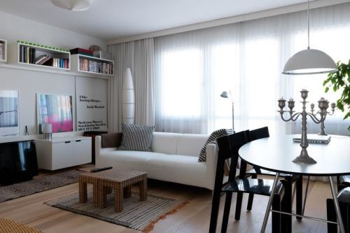 Unbelievably Elegant Apartment-Livingroom