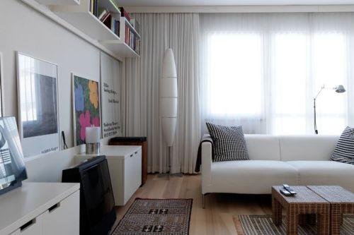 Unbelievably Elegant Apartment-Sofa