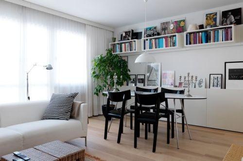 Unbelievably Elegant Apartment-Dining