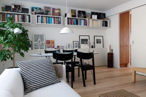 Unbelievably Elegant Apartment-Diningroom