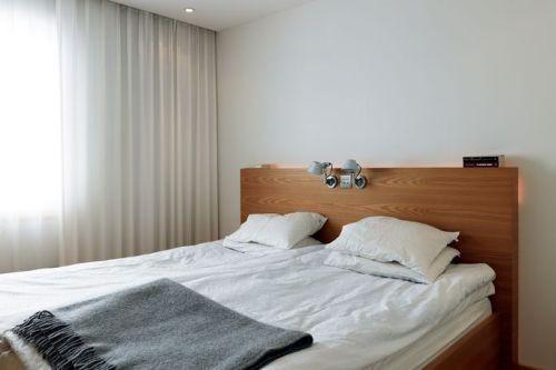 Unbelievably Elegant Apartment-Bed
