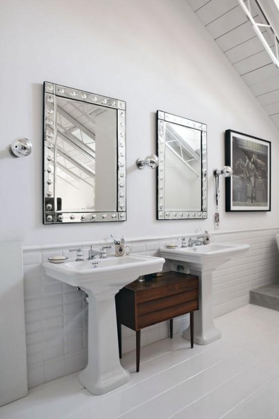 Unique Spanish Bathroom