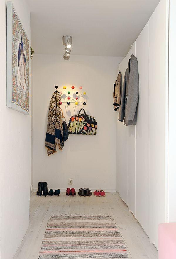 clean swedish apartment-lorong