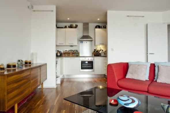 Modern Small London Penthouse