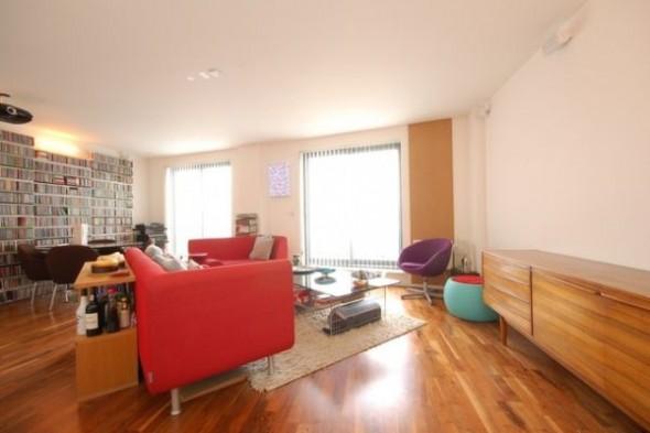 Modern sofa London Penthouse