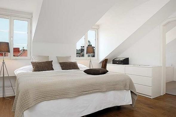bed room Finest loft in Birka Town