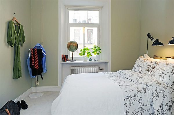 contemporary and Elegant complex bed room apartment in Vaasa City