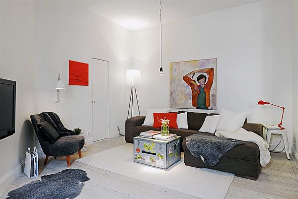 contemporary and Elegant complex sofa apartment in Vaasa City