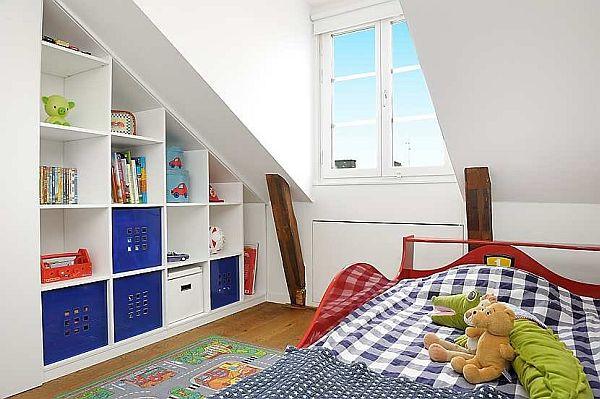 kids bed Finest loft in Birka Town