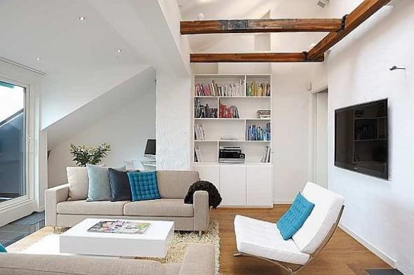 living Finest loft in Birka Town