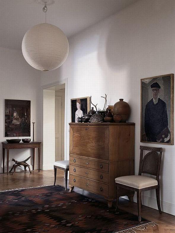 Mats Gustafson apartment