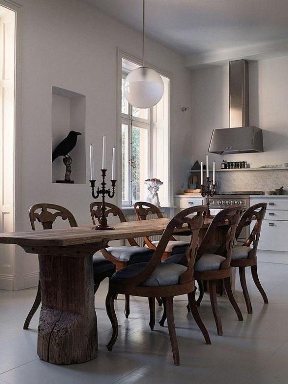 True North Mats Gustafson apartment kitchen