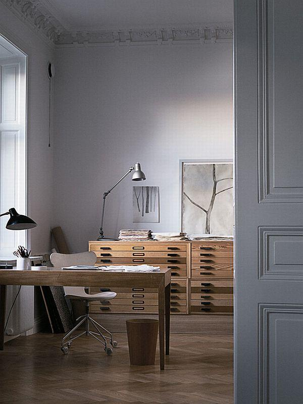 True North Mats Gustafson apartment office