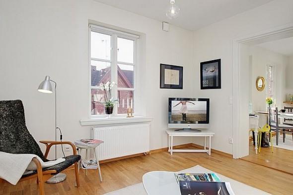 fresh interior design apartment minim