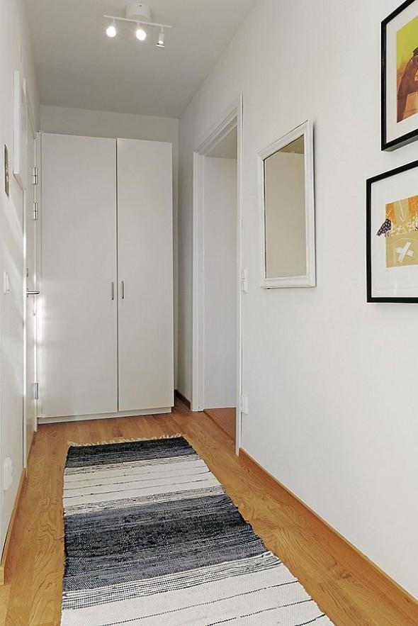 fresh interior design apartment clean