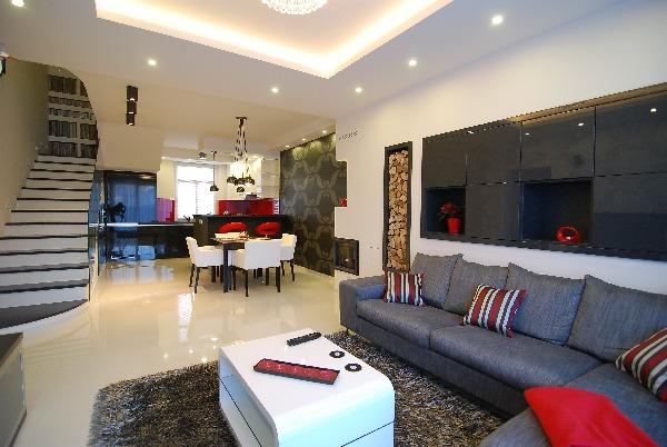 modern apartment designer melinda neder