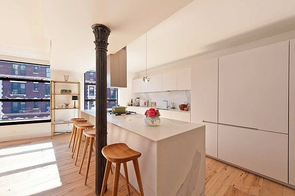 modern manhattan apartment design
