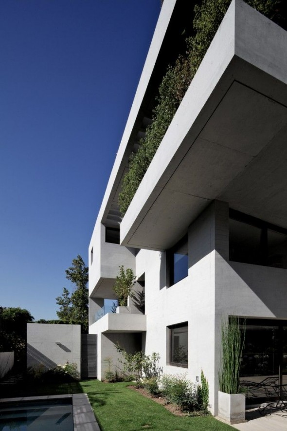 Ignacia Apartments fuse contemporary design with_b659ll_sustainability - Gonzalo Mardones Viviani Architects