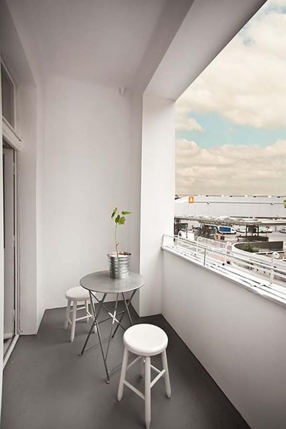 Cofee Table - Small Polish Apartment Designs