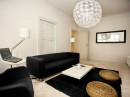 Living Area - Small Polish Apartment Designs