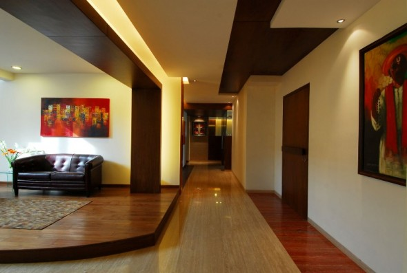 Bangalore Duplex Apartment