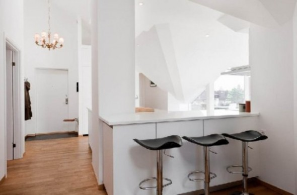 Minibar Penthouse Design