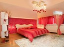 Modern Lighting for RED Bedroom - Choose for Your Home