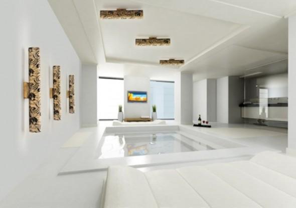 Modern Ligthing Idea for Living Room - Choose for Your Home
