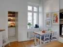 Linnestaden Apartment - Natural dining