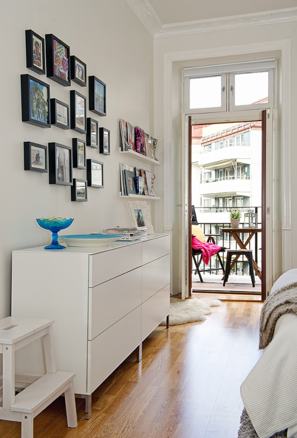 Linnestaden Apartment - second balcony