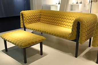 Ruche Sofa Set by Linge Roset