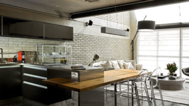 diego Square Meter Loft in Sao Paulo